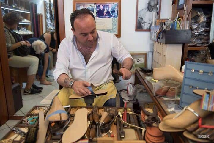 Da Costanzo Capri: l'Italianità del fatto a mano